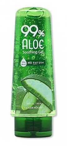 Merk Soothing Gel Terbaik Dan Bagus - Etude House 99% Aloe Soothing Gel