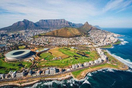 Negara Dengan Biaya Hidup Paling Murah - Afrika Selatan