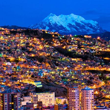 Negara Dengan Biaya Hidup Paling Murah - Bolivia