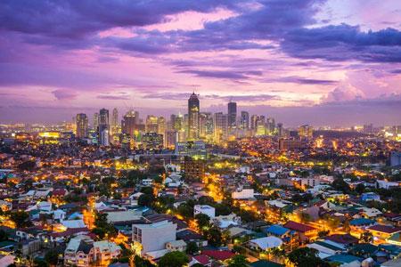 Negara Dengan Biaya Hidup Paling Murah - Filipina