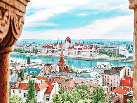 Negara Dengan Biaya Hidup Paling Murah - Hungaria