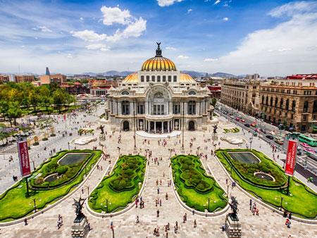 Negara Dengan Biaya Hidup Paling Murah - Meksiko