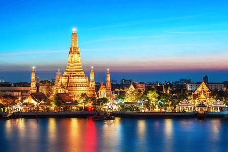 Negara Dengan Biaya Hidup Paling Murah - Thailand
