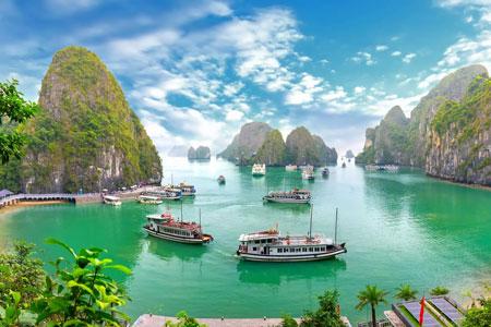 Negara Dengan Biaya Hidup Paling Murah - Vietnam