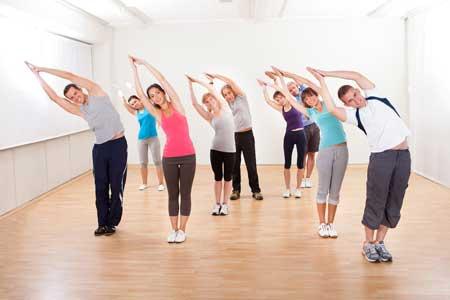 Olahraga Yang Bagus Untuk Kesehatan Jantung - Aerobik