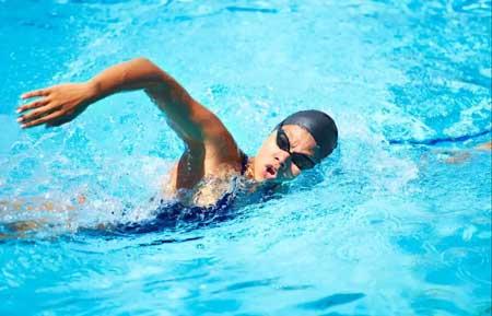 Olahraga Yang Bagus Untuk Kesehatan Jantung - Berenang