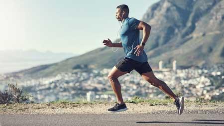 Olahraga Yang Bagus Untuk Kesehatan Jantung - Lari