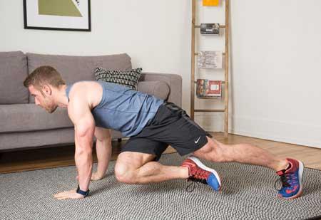 Olahraga Yang Bagus Untuk Kesehatan Jantung - Latihan Sirkuit