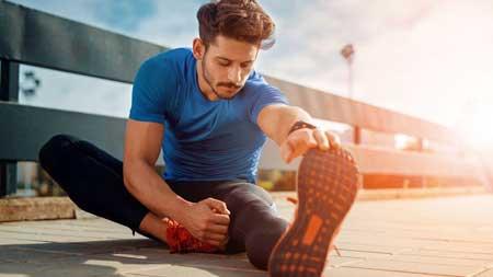 Olahraga Yang Bagus Untuk Kesehatan Jantung - Peregangan