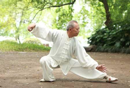 Olahraga Yang Bagus Untuk Kesehatan Jantung - Tai Chi