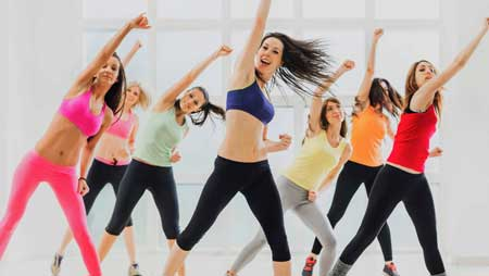 Olahraga Yang Bagus Untuk Kesehatan Jantung - Zumba