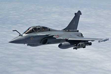 Pesawat Tempur Termahal Di Dunia - Dassault Rafale
