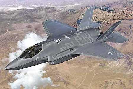 Pesawat Tempur Termahal Di Dunia - F-35A Lightning II