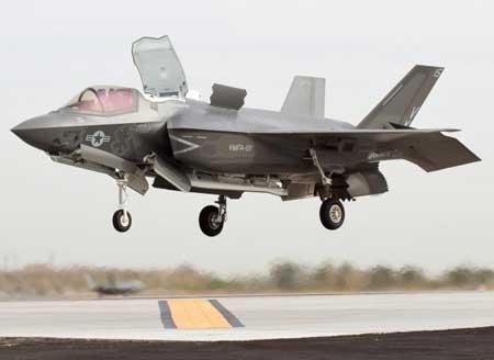 Pesawat Tempur Termahal Di Dunia - F-35B Lightning II