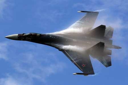 Pesawat Tempur Termahal Di Dunia - Su-35 Flanker-E
