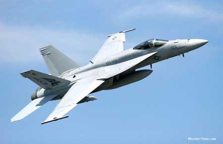 Pesawat Tempur Termahal Di Dunia - Super Hornet