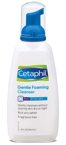 Produk Cetaphil - Cetaphil Gentle Foaming Cleanser