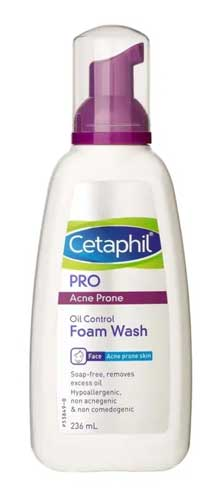 Produk Cetaphil - Cetaphil Pro Acne Prone Oil Control Foam Wash