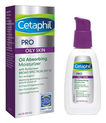 Produk Cetaphil - Cetaphil Pro Oily Skin Oil Absorbing Moisturizer