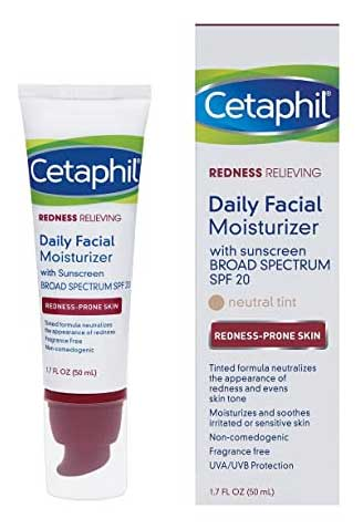 Produk Cetaphil - Cetaphil Redness Relieving Daily Facial Moisturizer