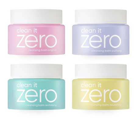 Produk Kosmetik Korea Yang Bagus - Banila Co Clean It Zero