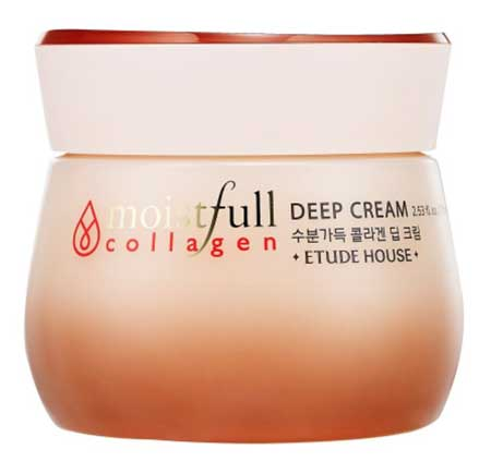 Produk Kosmetik Korea Yang Bagus - Etude House Moistfull Collagen Deep Cream
