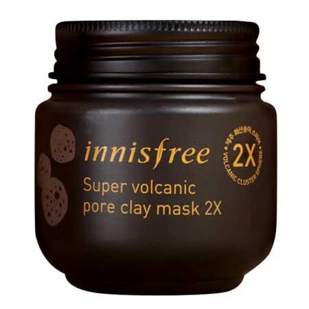 Produk Kosmetik Korea Yang Bagus - Innisfree Super Volcanic Pore Clay Mask