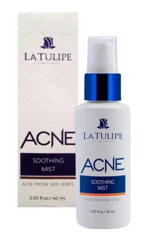 Produk Skincare La Tulipe - Acne Soothing Mist