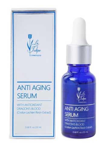 Produk Skincare La Tulipe - Anti Aging Serum