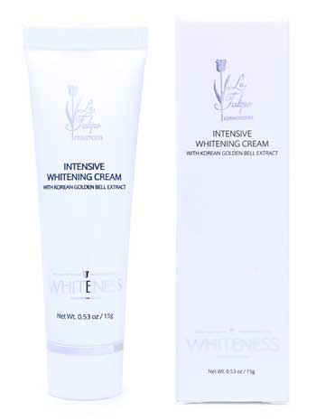 Produk Skincare La Tulipe - Intensive Whitening Cream