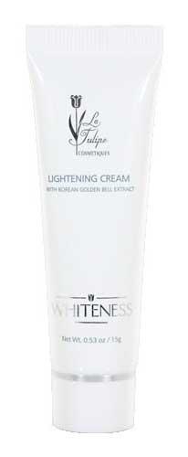 Produk Skincare La Tulipe - Lightening Cream