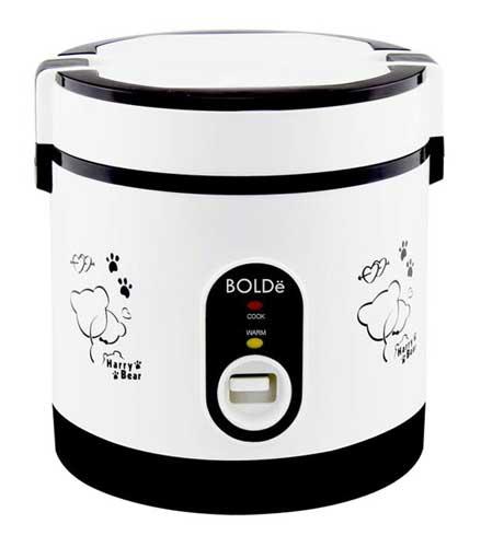 Rice Cooker Terbaik Dan Hemat Listrik - BOLDE Super Cook Titanium ECO