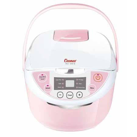 Rice Cooker Terbaik Dan Hemat Listrik - Cosmos Digital Rice Cooker 1.8 L CRJ-3201D