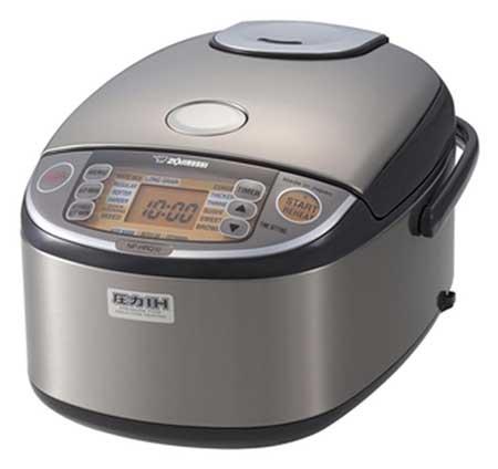 Rice Cooker Terbaik Dan Hemat Listrik - Zojirushi NP-HRQ18 XT 1,8 Liter NP-HRQ18 XT