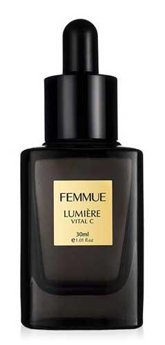 Serum Untuk Kulit Berjerawat Terbaik Dan Ampuh - Femmue Lumiere Vital C