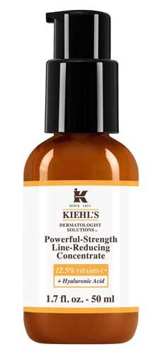 Serum Untuk Kulit Berjerawat Terbaik Dan Ampuh - Kiehl's Powerful-Strength Line-Reducing Concentrate