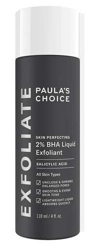 Serum Untuk Kulit Berjerawat Terbaik Dan Ampuh - Paula's Choice Skin Perfecting 2% BHA Liquid Exfoliant