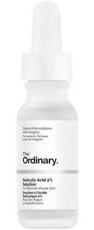 Serum Untuk Kulit Berjerawat Terbaik Dan Ampuh - The Ordinary Salicylic Acid 2% Solution