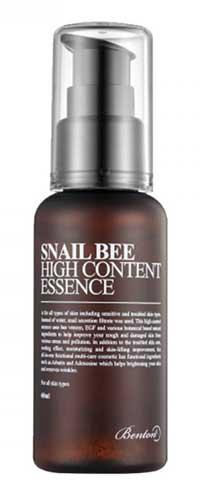 Skincare Terbaik Untuk Mengatasi Wajah Bruntusan - Benton Snail Bee High Content Essence