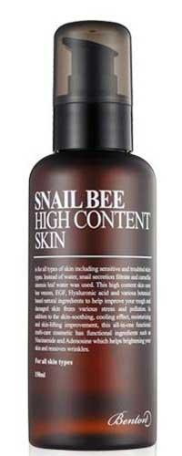 Skincare Untuk Menghilangkan Flek Hitam - Benton Snail Bee High Content Skin