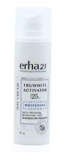 Skincare Untuk Menghilangkan Flek Hitam - Erha21 Truwhite Activator Day Cream