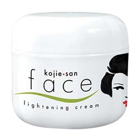 Skincare Untuk Menghilangkan Flek Hitam - Kojie San Face Lightening Cream