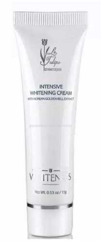 Skincare Untuk Menghilangkan Flek Hitam - La Tulipe Intensive Whitening Cream
