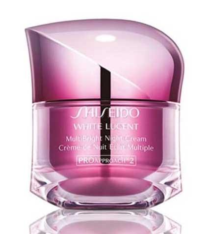 Skincare Untuk Menghilangkan Flek Hitam - Shiseido White Lucent MultiBright Night Cream