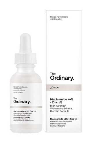 Skincare Untuk Menghilangkan Flek Hitam - The Ordinary Niacinamide 10% + Zinc 1%