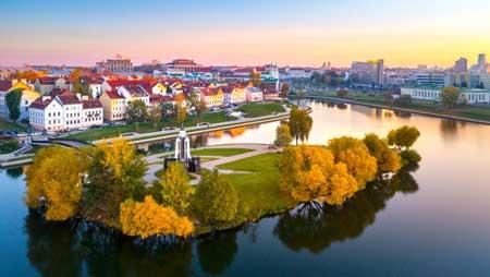 Tempat Di Dunia Yang Penduduknya Dominan Wanita - Belarus