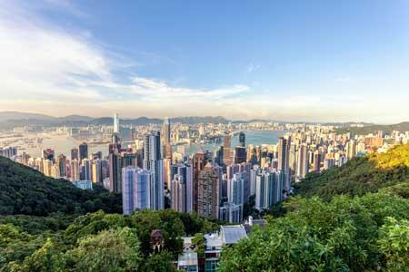 Tempat Di Dunia Yang Penduduknya Dominan Wanita - China, Hongkong SAR