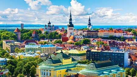 Tempat Di Dunia Yang Penduduknya Dominan Wanita - Estonia
