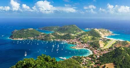 Tempat Di Dunia Yang Penduduknya Dominan Wanita - Guadeloupe