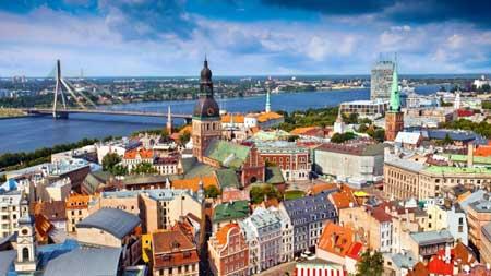 Tempat Di Dunia Yang Penduduknya Dominan Wanita - Latvia